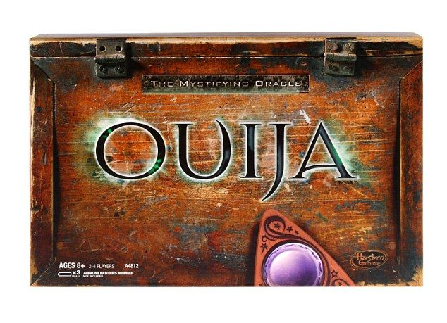 La Ouija Es Un Juego De Mesa Para Ninos Y Una Marca Registrada