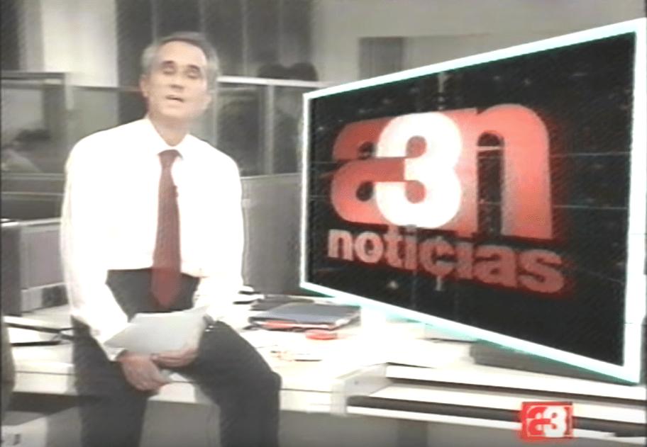 Antena 3 Noticias con José María Carrascal