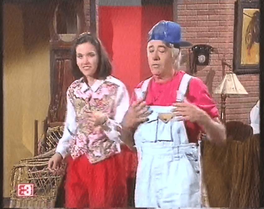 """Rita Irasema y Miliki en """"La guardería"""""""